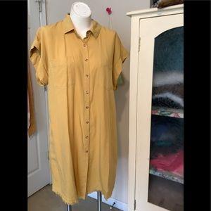 Thread & Supply shirt dress